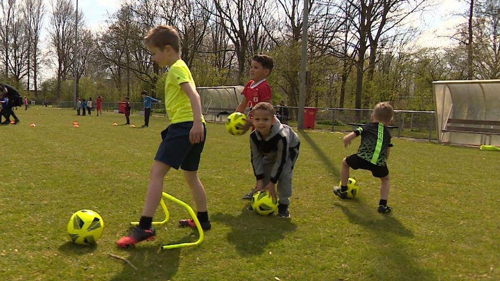 FC Peuterprofs nu ook in Arnhem: 'Een mooie verrijking'