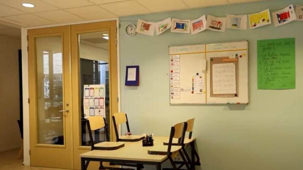 Pas in juni mogelijke oplossing scholen Veenendaal-Oost