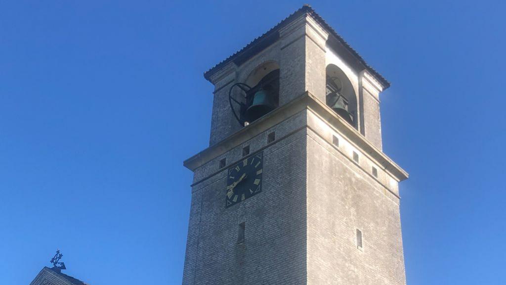 Klokken kerk de Horst luiden weer