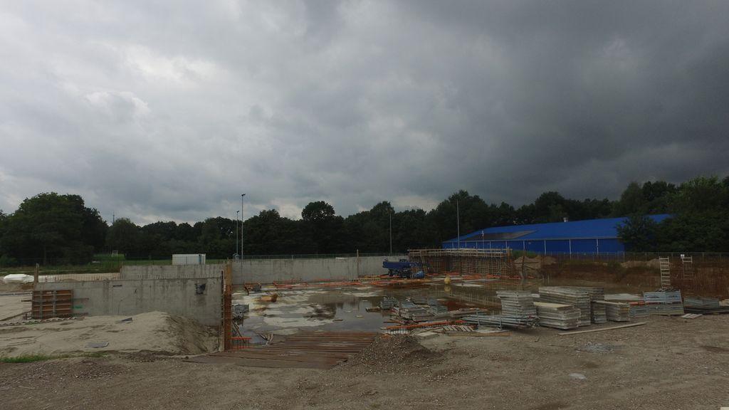 Bouw nieuwe complex de Wiltsangh loopt op schema
