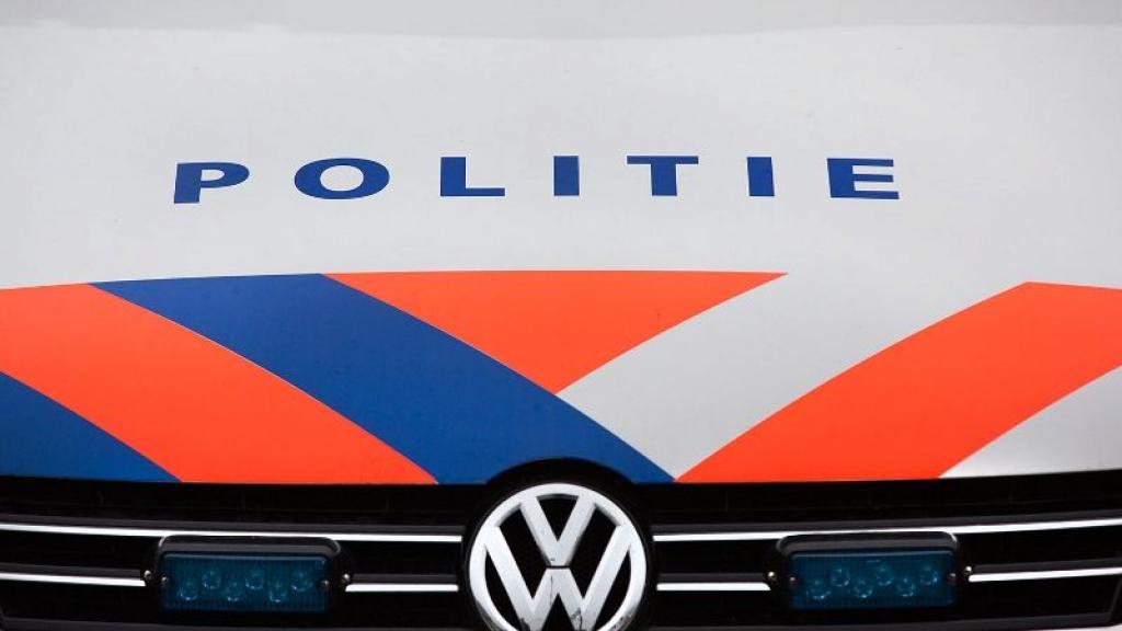 Ongeval op crossbaan aan de Elspeterweg