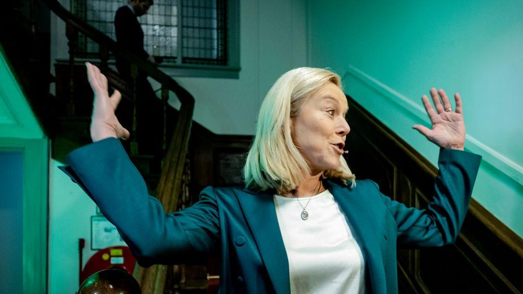 Gelderland stemt niet meer blauw