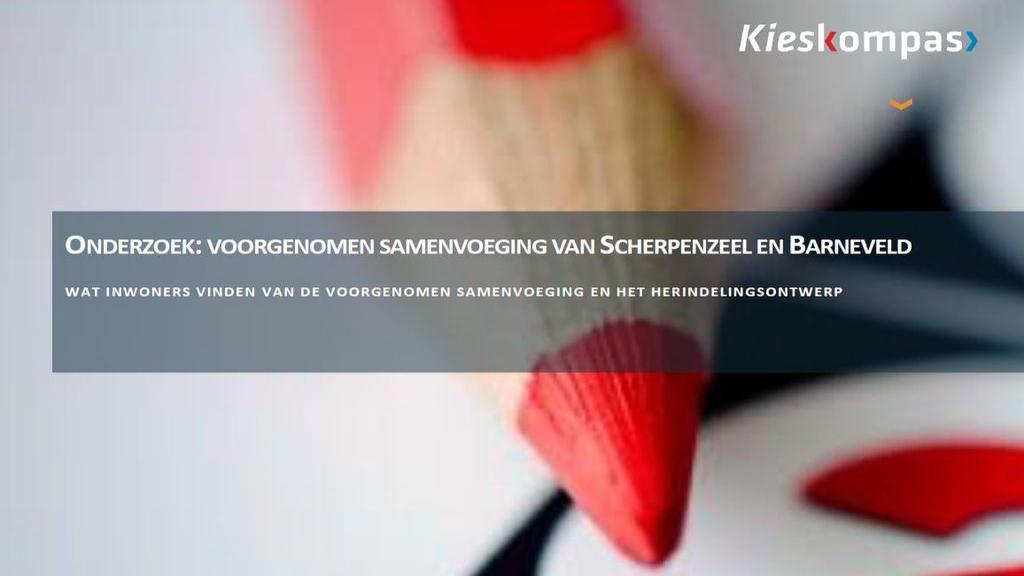 Meer kennis over herindelingsontwerp Barneveld-Scherpenzeel leidt tot meer voorstanders