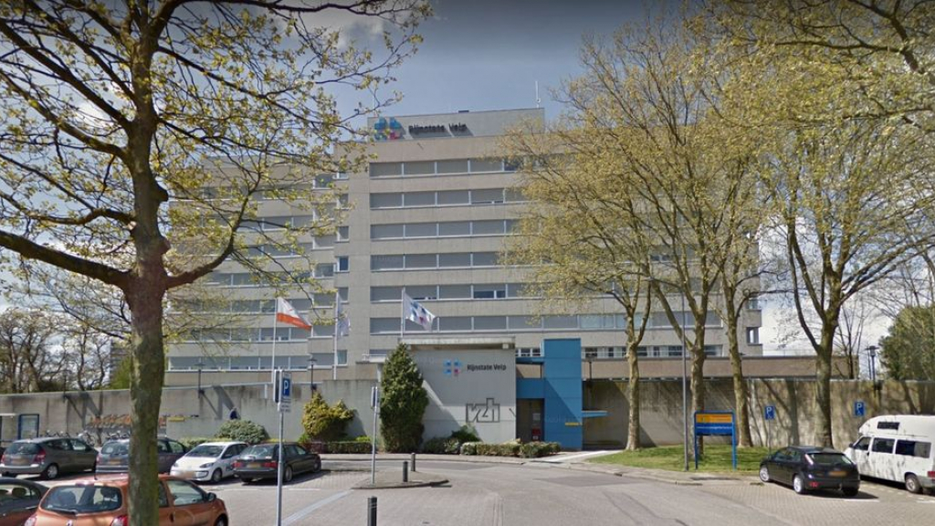 Ziekenhuis Rijnstate in Velp. Foto: Google Streetview