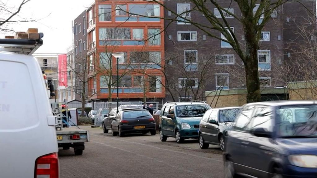 SP Veenendaal heeft vragen over parkeerproblemen Pampagras