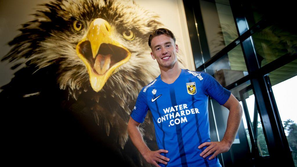 Patrick Vroegh: 'Ik ga voor een basisplaats bij Vitesse'