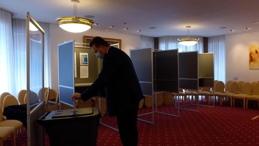 Tweede Kamerverkiezingen 2021 in de gemeente Nunspeet