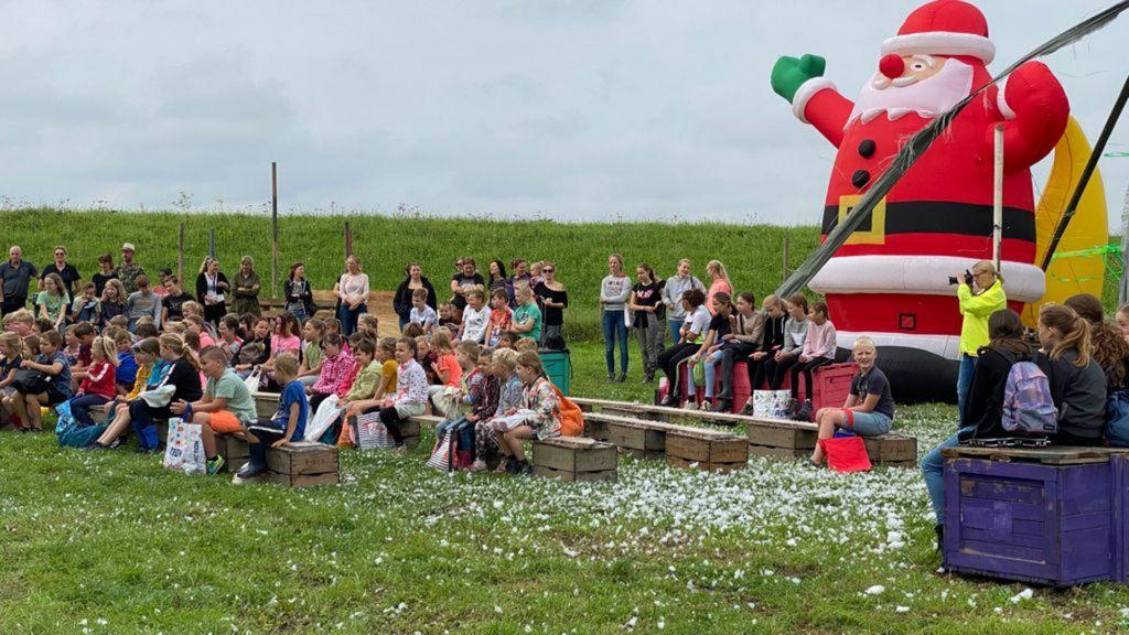 Kindervakantieweek in Batenburg heeft dit jaar een bijzonder thema