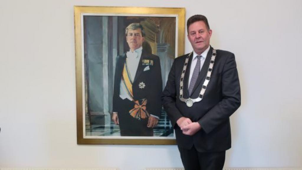 Nieuwjaarstoespraak 2021 Burgemeester Van de Weerd