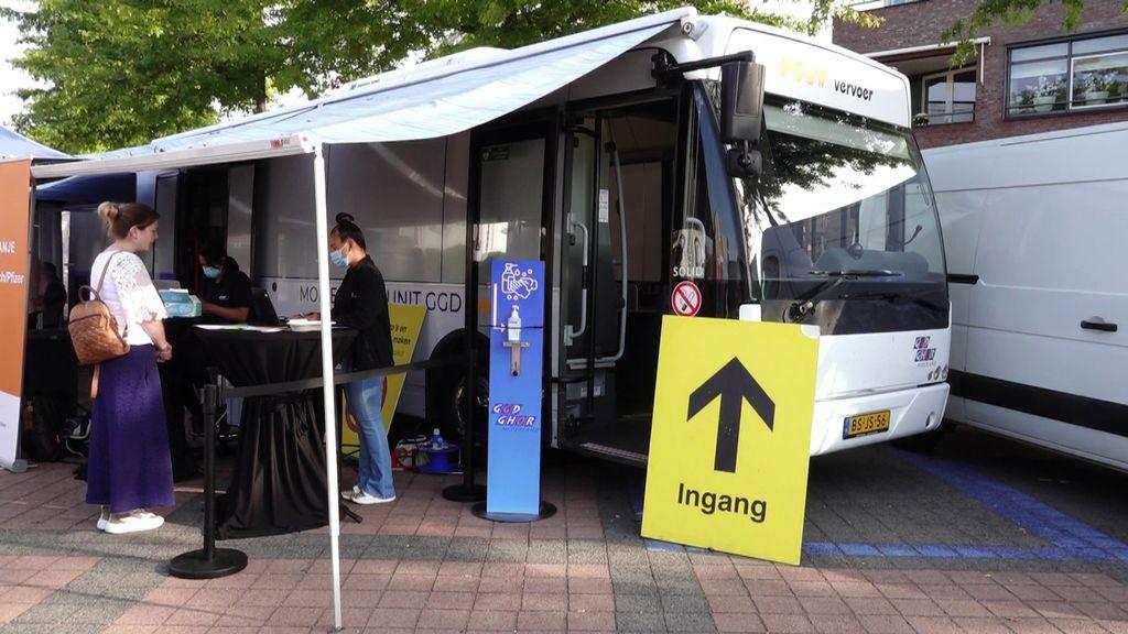 """Veel positieve reacties op Prikbus: """"Het is voor velen het laatste duwtje in de rug"""""""