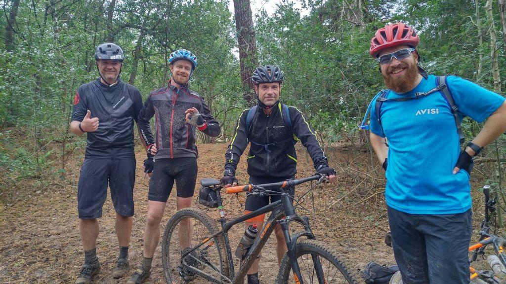 Helden fietsen voor Duchenne Heroes