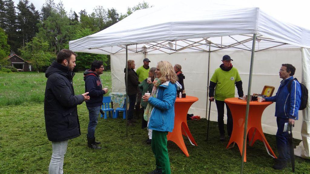 Stichting Vierhouten Natuurbestemming presenteert zich