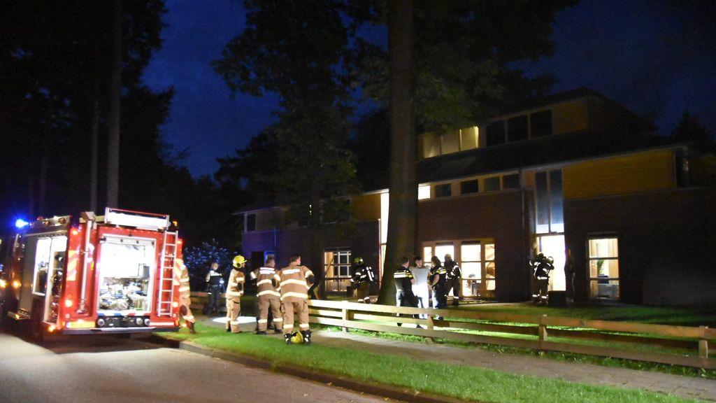 Zwaargewonde brand Pluryn Oosterbeek buiten levensgevaar