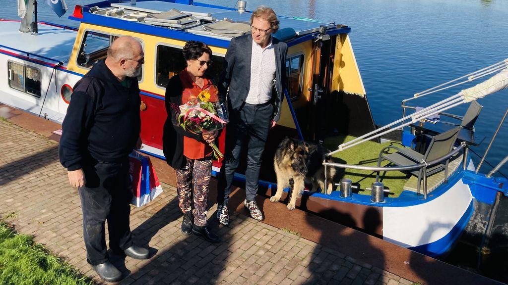 12.000ste passant nieuw record voor Harderwijk