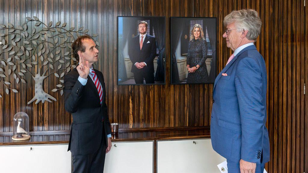 Burgemeester Slinkman (Berg en Dal) herbenoemd