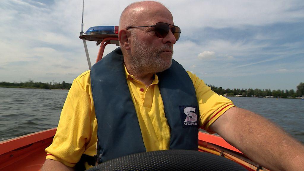 'Ik houd soms mijn hart vast', reddingsbrigade pleit voor een verplicht vaarbewijs