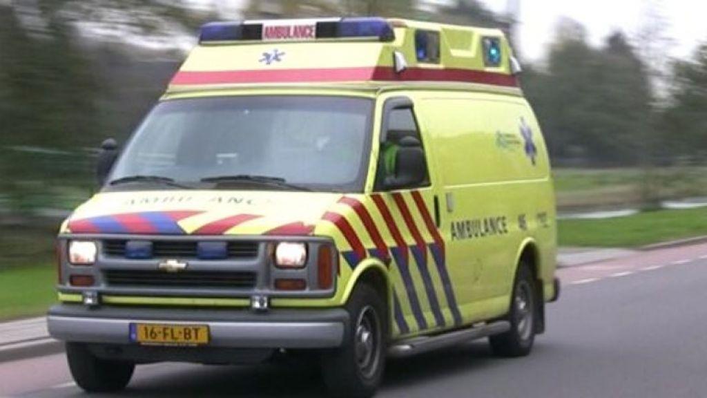 Scooterrijder doorgereden na ongeval in Ederveen