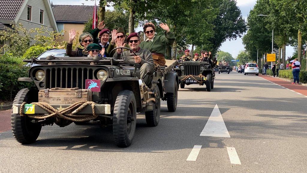 Rijden met een jeep uit 1942: 'een auto maakt het tastbaar'