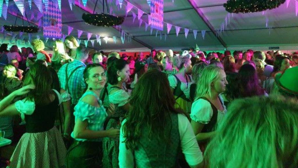 Zo zag het feestje eruit in 2019. Foto: RTV Nunspeet