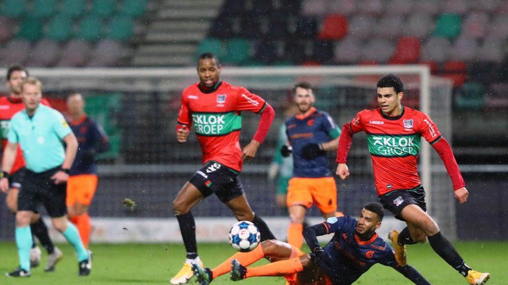 NEC en Fortuna Sittard; ooit concurrenten in de strijd om directe promotie