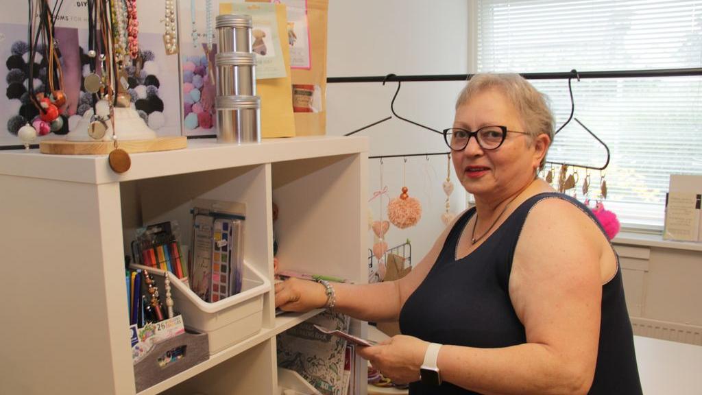 Atelier Mimi opent winkeltje in het Gasthuis in Millingen