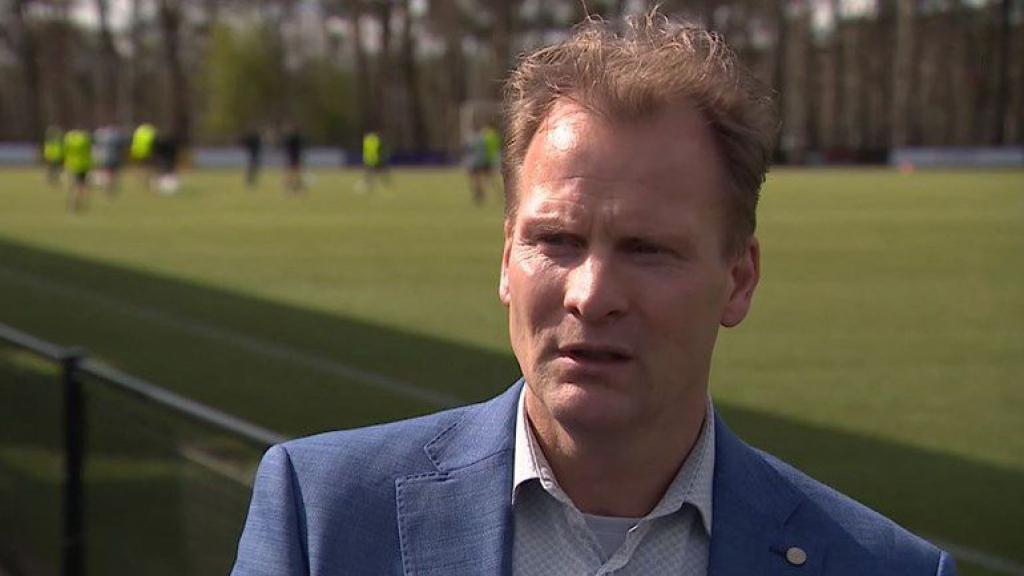 Pascal van Wijk stopt als algemeen directeur van Vitesse