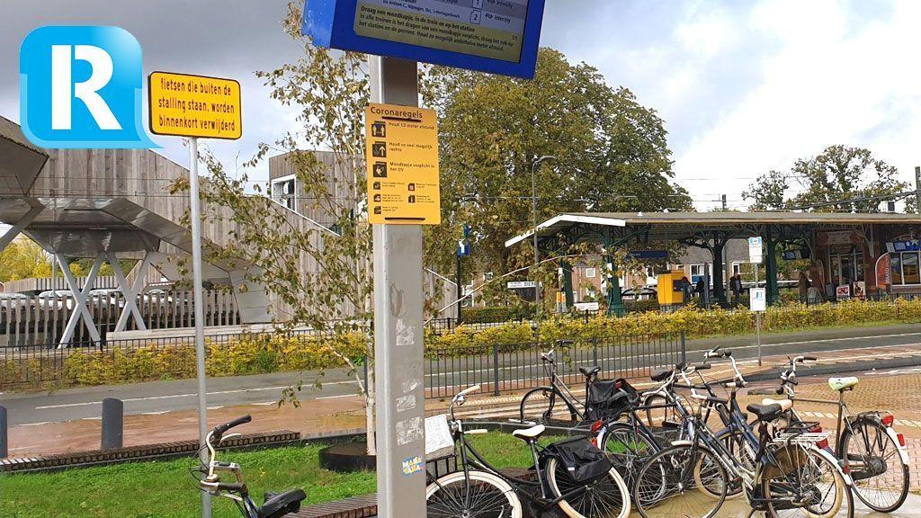 Diefstallen en vernielingen bij fietsenstalling Passerelle in Dieren