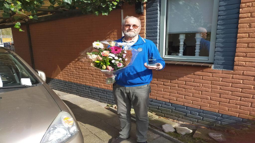 RTV794 Award voor Johannes Veldkamp