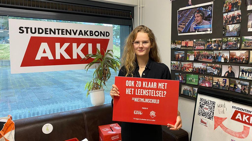31 oktober woonprotest in Nijmegen, ''ergste wooncrisis sinds Tweede Wereldoorlog''