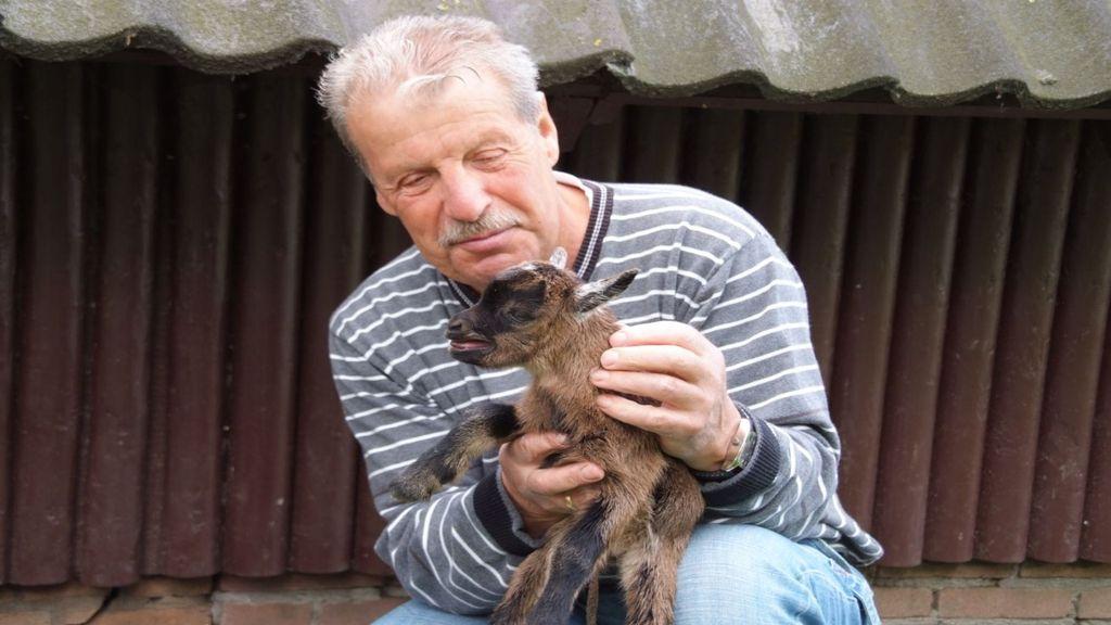 IN MEMORIAM | William ging nooit op vakantie uit liefde voor de geitjes en de kippen