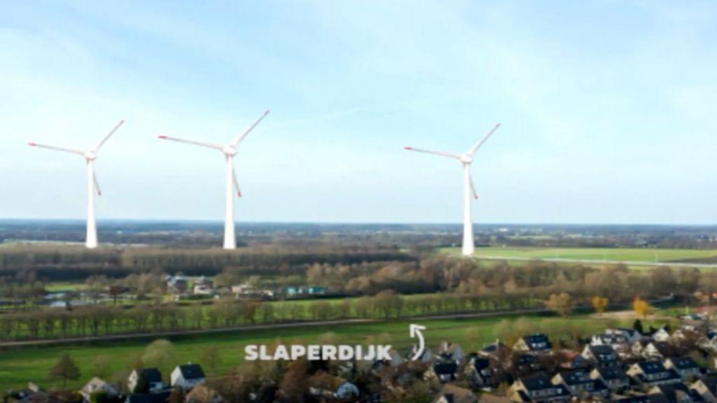Petitie tegen windmolens in Renswoude voordat er een concrete aanvraag bij de gemeente ligt