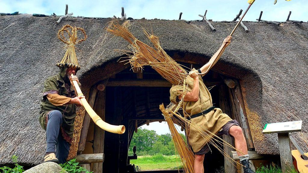 Keltische muziek bij Celtic Fields in Wekerom