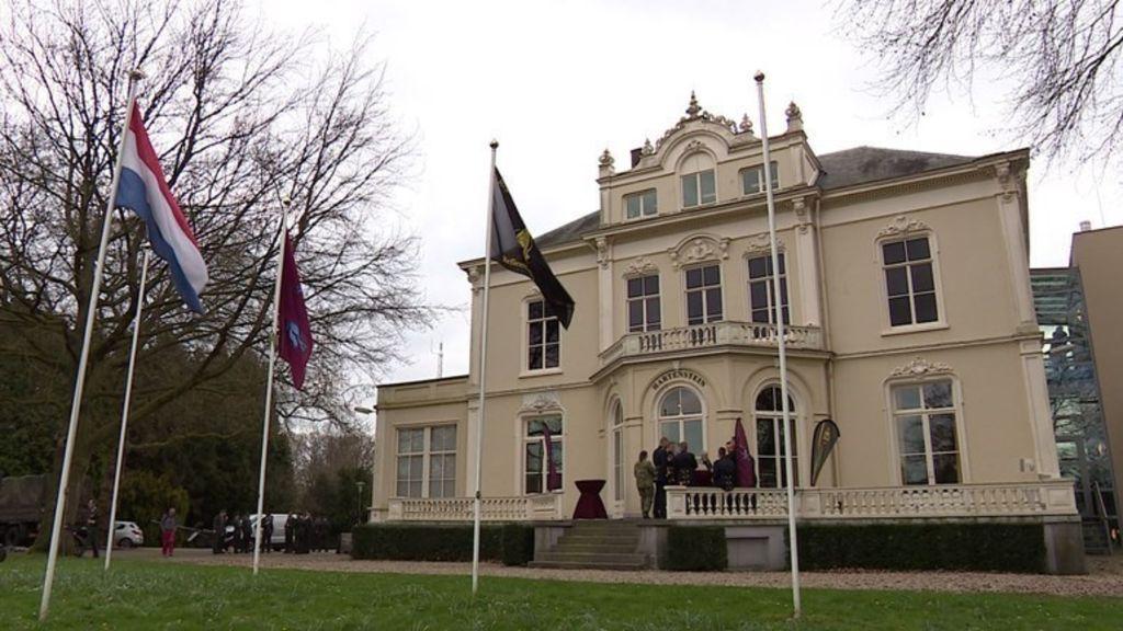 Het Airborne Museum in Oosterbeek. Foto: Omroep Gelderland