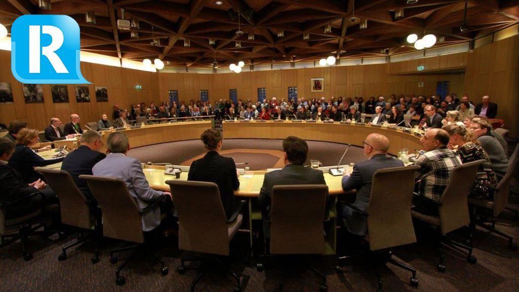VVD, CDA, PvdA, D66 en ChristenUnie gaan onderhandelen in Rheden