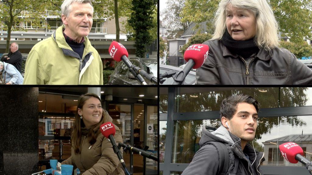 Inwoners Oosterbeek verdeeld over coronamaatregelen