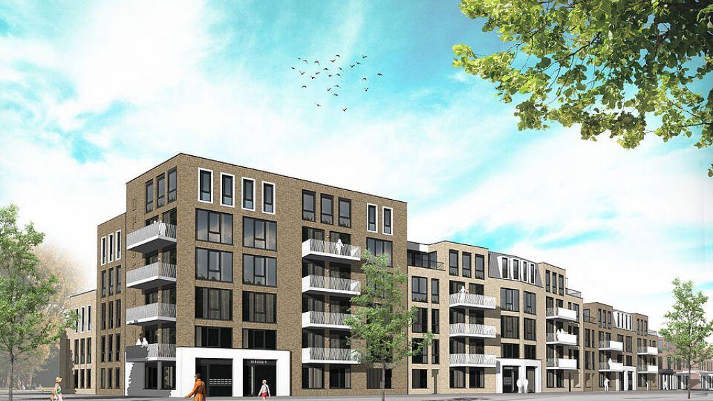 Parkweg krijgt impuls door 63 nieuwe woningen