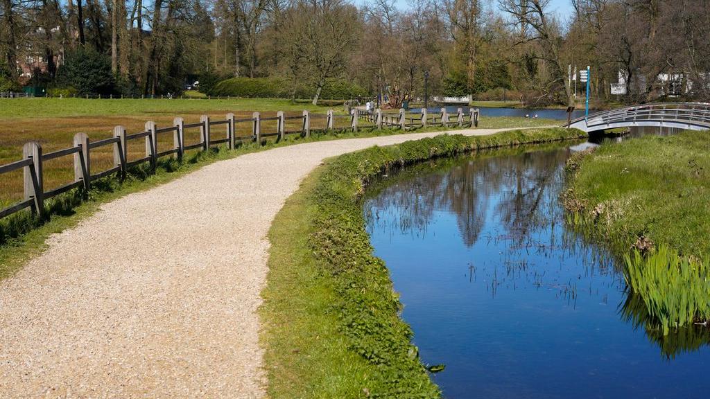 Het Arnhemse Sonsbeekpark. Foto: ANP
