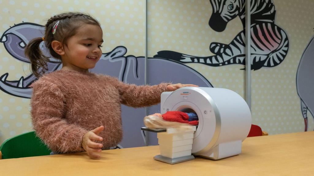 St Jansdal Harderwijk krijgt unieke mini MRI's