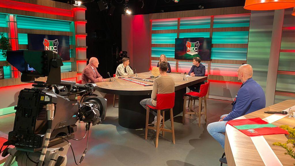 KIJK TERUG   Speciale uitzending over promotie van NEC