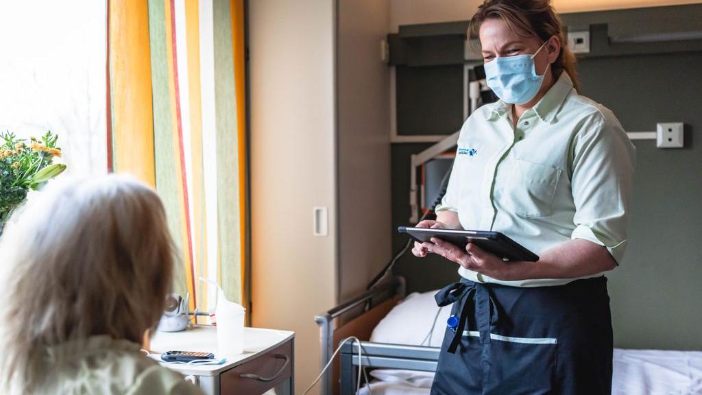 Complete proces maaltijden in ziekenhuis St Jansdal digitaal
