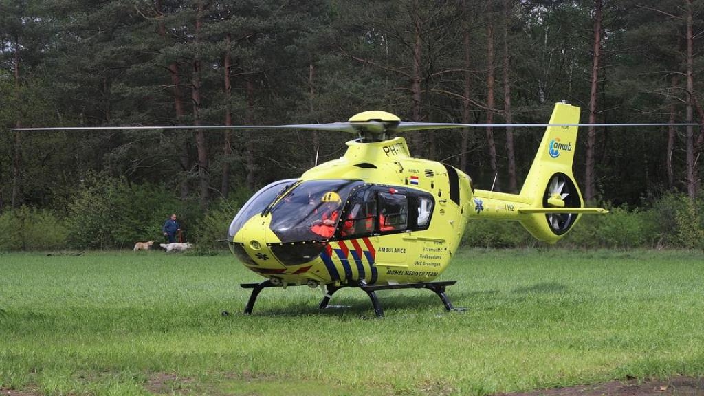 Fietser gewond bij ongeluk in Woudenberg
