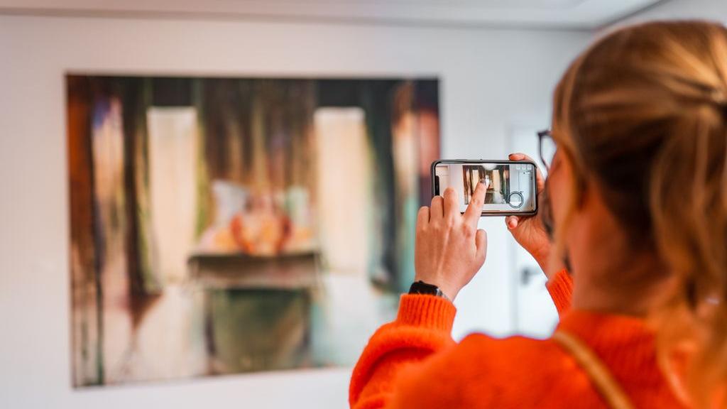 Game-app trekt jongeren naar het museum