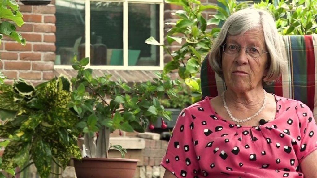 Louke deelt haar tuin graag: 'Leuk om zo andere mensen te ontmoeten'