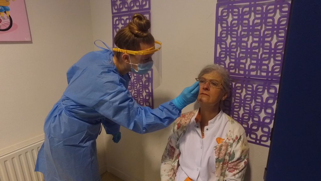Meer positieve testen ondanks stijgende vaccinatiegraad