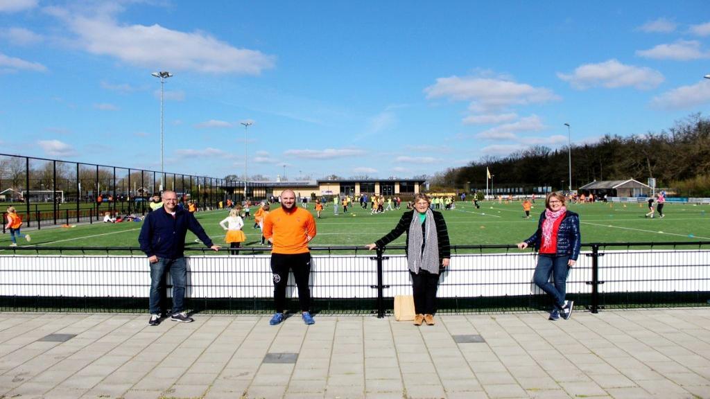 Koningsspelen 2021 in Woudenbrg
