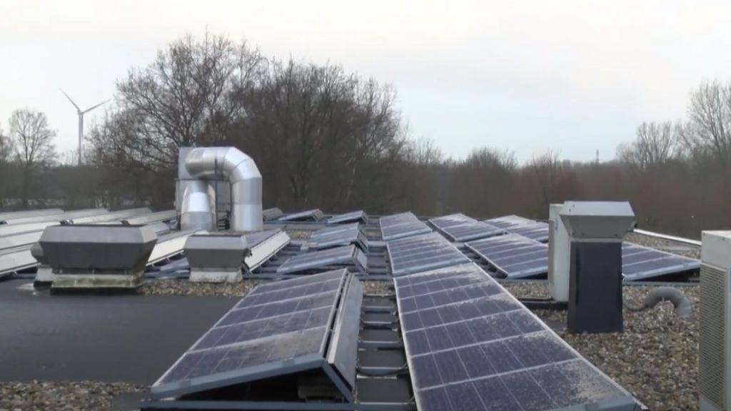 Regio Foodvalley zet zich in voor duurzame energie