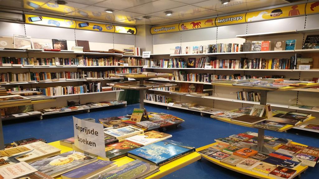 Vijfde pop-up boekenmarkt van HuibHistoryBooks in Barneveld