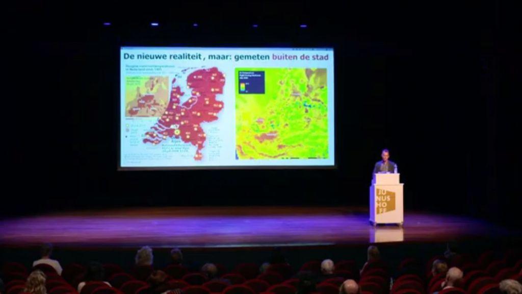 Laatste herfstcollege 16 september Wageningen: De leefbare stad