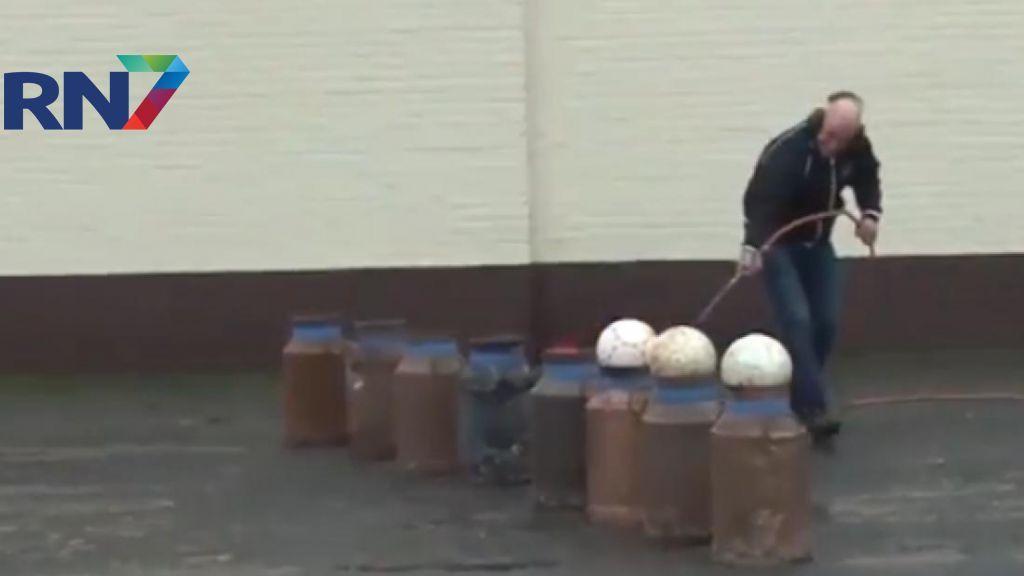 Carbidschieten verboden op oudejaarsdag in Overbetuwe en Lingewaard