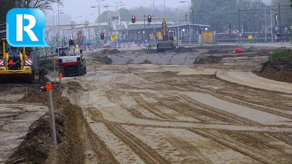 Spoorwegovergang Wilhelminaweg in Dieren toch weer open